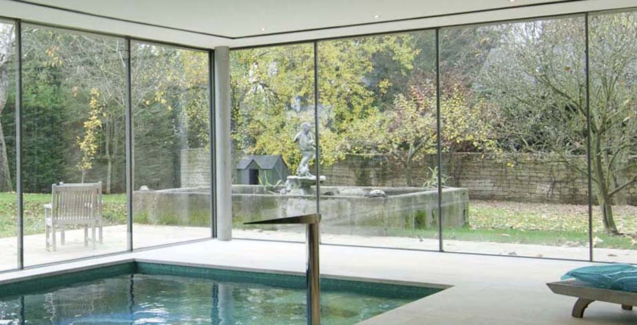 Giardino Dinverno Terrazza : Archi love il giardino d inverno della tua casa dei sogni
