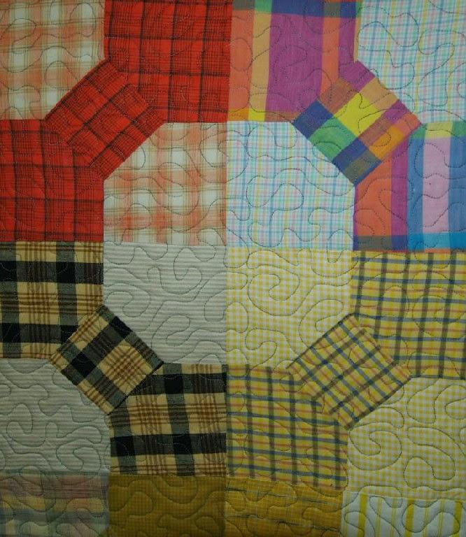 Cheryl Vastola's Bow Tie Quilt