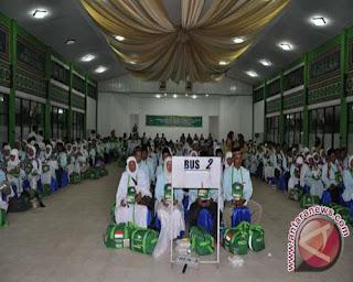 Haji Kotabaru Rindu Kampung Halaman