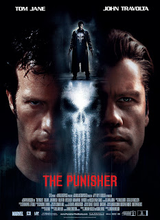 Amerikansk poster for The Punisher (2004)
