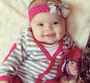 Britney Haynes Baby Tilly