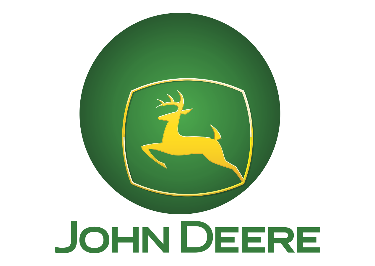 John Deere Logo Vector download free