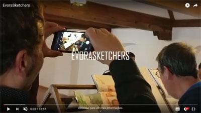 EvoraSketchers