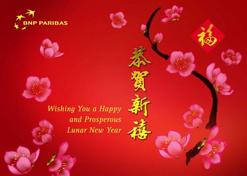 Short Happy Chinese New Year Wishes