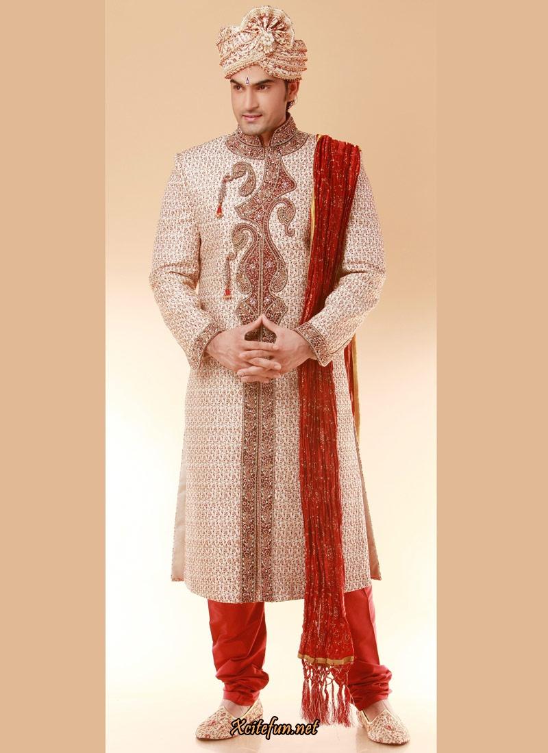 SHE FASHION CLUB: Indian Wedding Dress For Groom