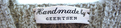 Handmade by GEERTSEN