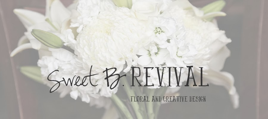 Sweet B. Revival Event Floral Design Wichita, Kansas