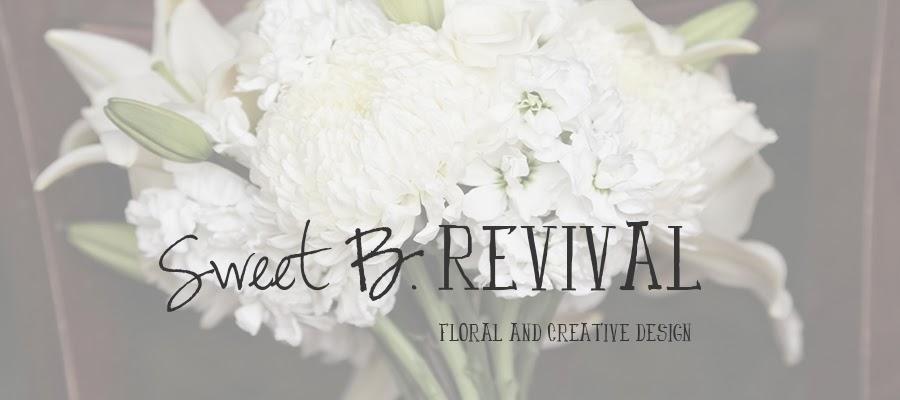 Sweet B. Revival Event Floral Design Wichita, Kansas