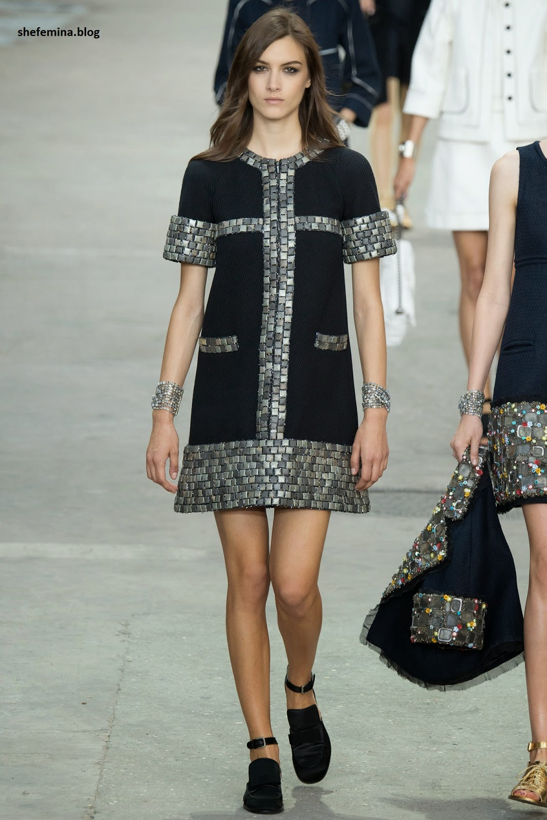 Chanel Spring 2015 dresses HD wallpaper 18