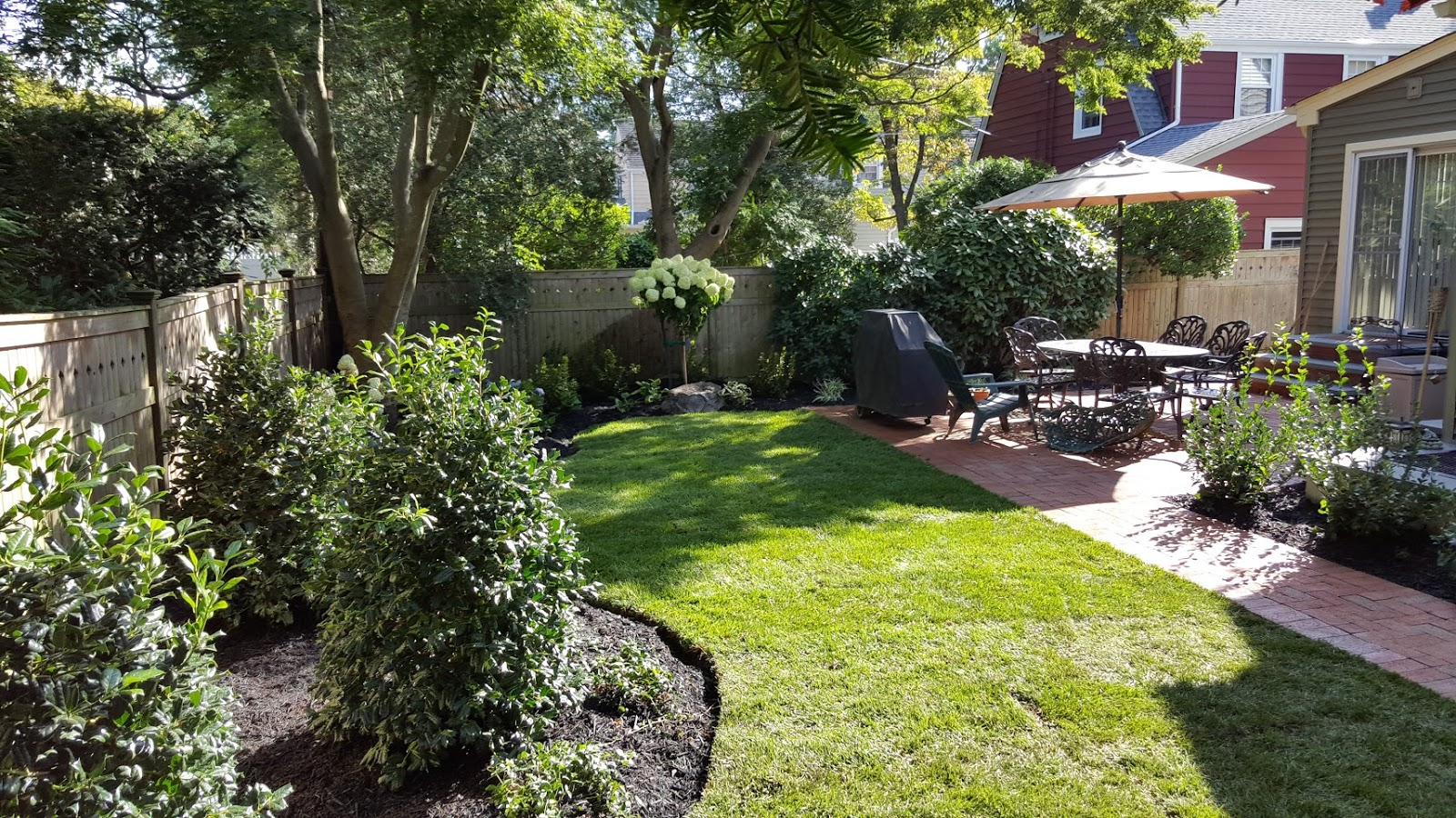 Landscapers in suffolk county ny landscape ideas for Landscape design group