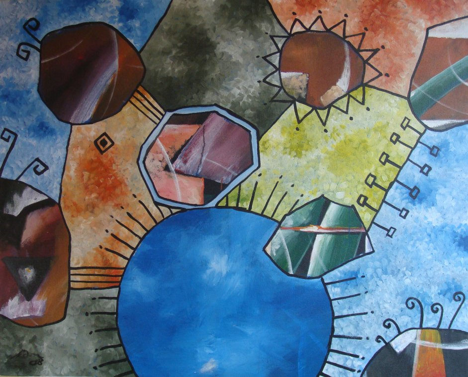 abstract drawing inspiration 2011