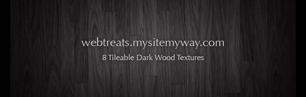 暗い色合いがクールな木目パターン詰め合わせ | 木目調のフリーパターン素材。無料でダウンロード出来て商用可。