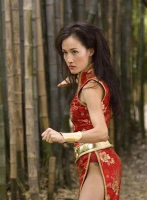 Maggie Q actriz de cine