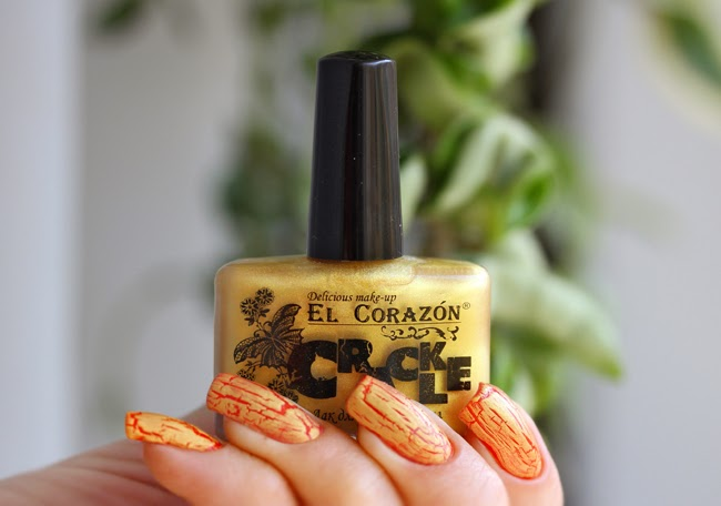 EL Corazon Crackle km 01