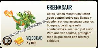imagen de la descripcion del greenasaur