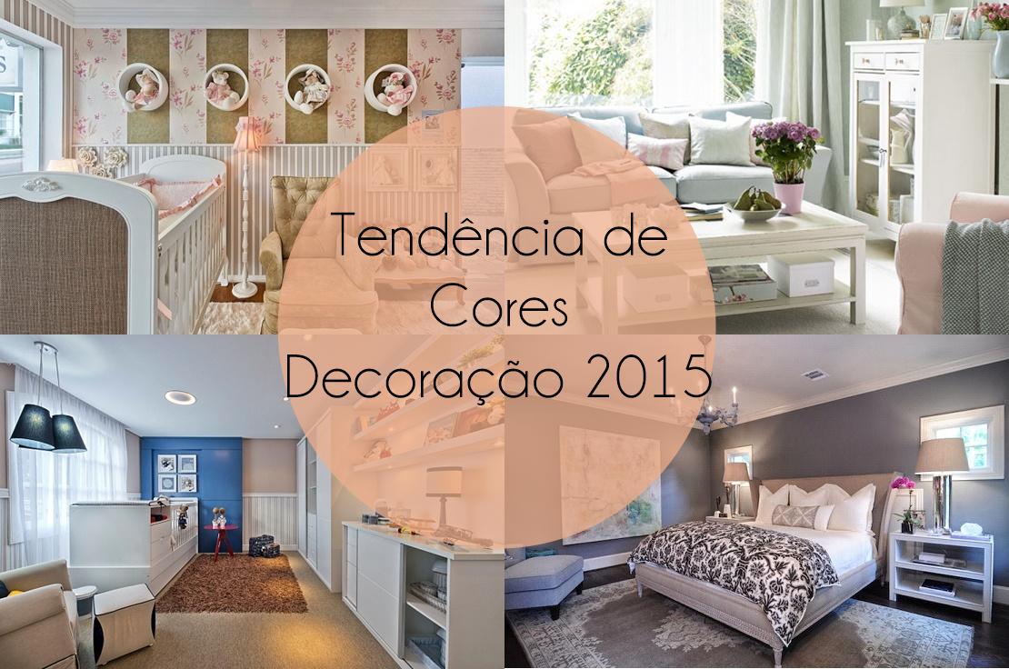 Tendência de cores na decoração para 2015  Portal da Mulh