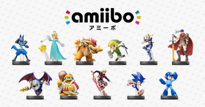 Los Amiibos de Nintendo