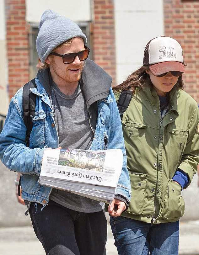Ellen Page Rumors