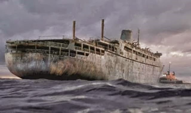 Conheça a história do Ourang Medan e todo o mistério por trás desse navio fantasma