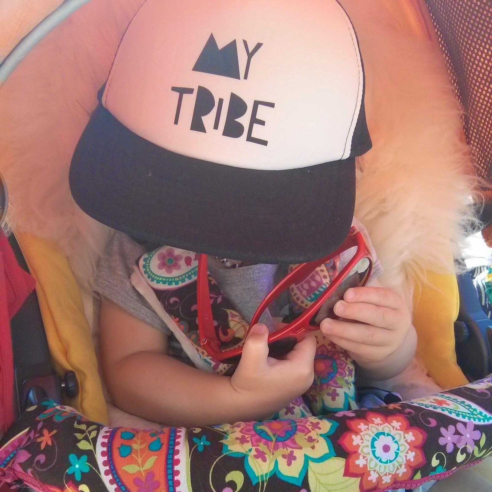 My Tribe Trucker Cap Marmalade Sky