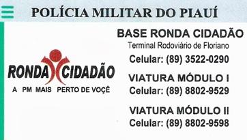 RONDA CIDADÃO