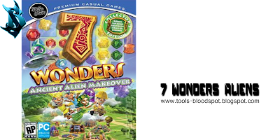 7 Wonders Alien PC Game Full Version