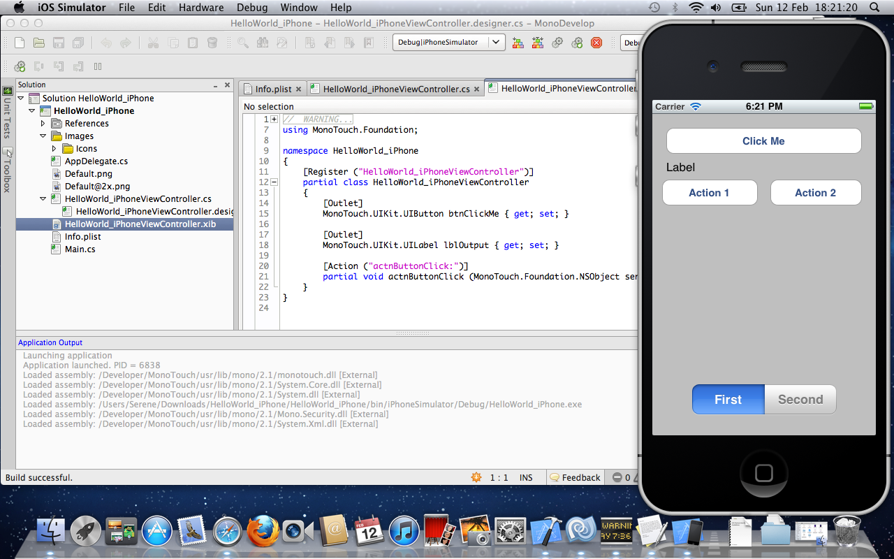Mac Diary 3 The Pain Of Xcode And MonoDevelop Adventure Coder Codes