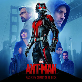 Ant-Man Movie Soundtrack by Christophe Beck