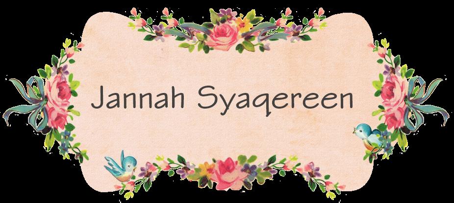 Jannah Syaqereen