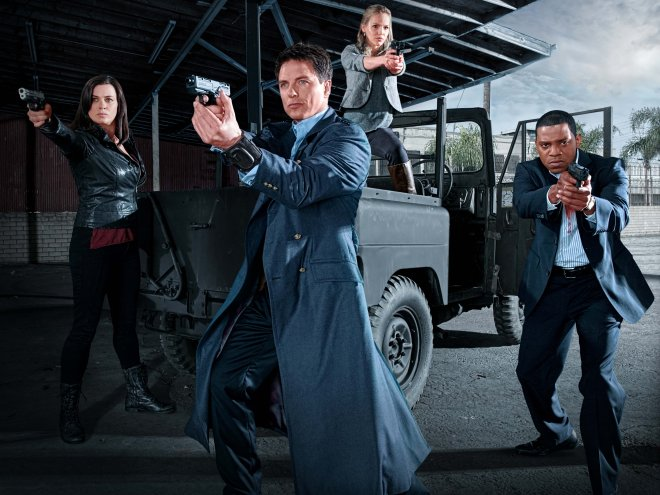 Infiltrate The Hub of Doctor Who spin-off Torchwood