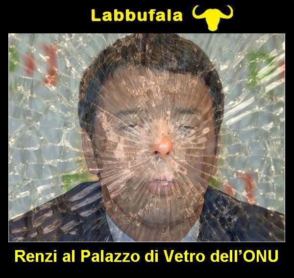 Renzi, ONU