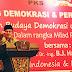 BJ Habibie Menjadi Pembicara Dalam Milad PKS ke 13
