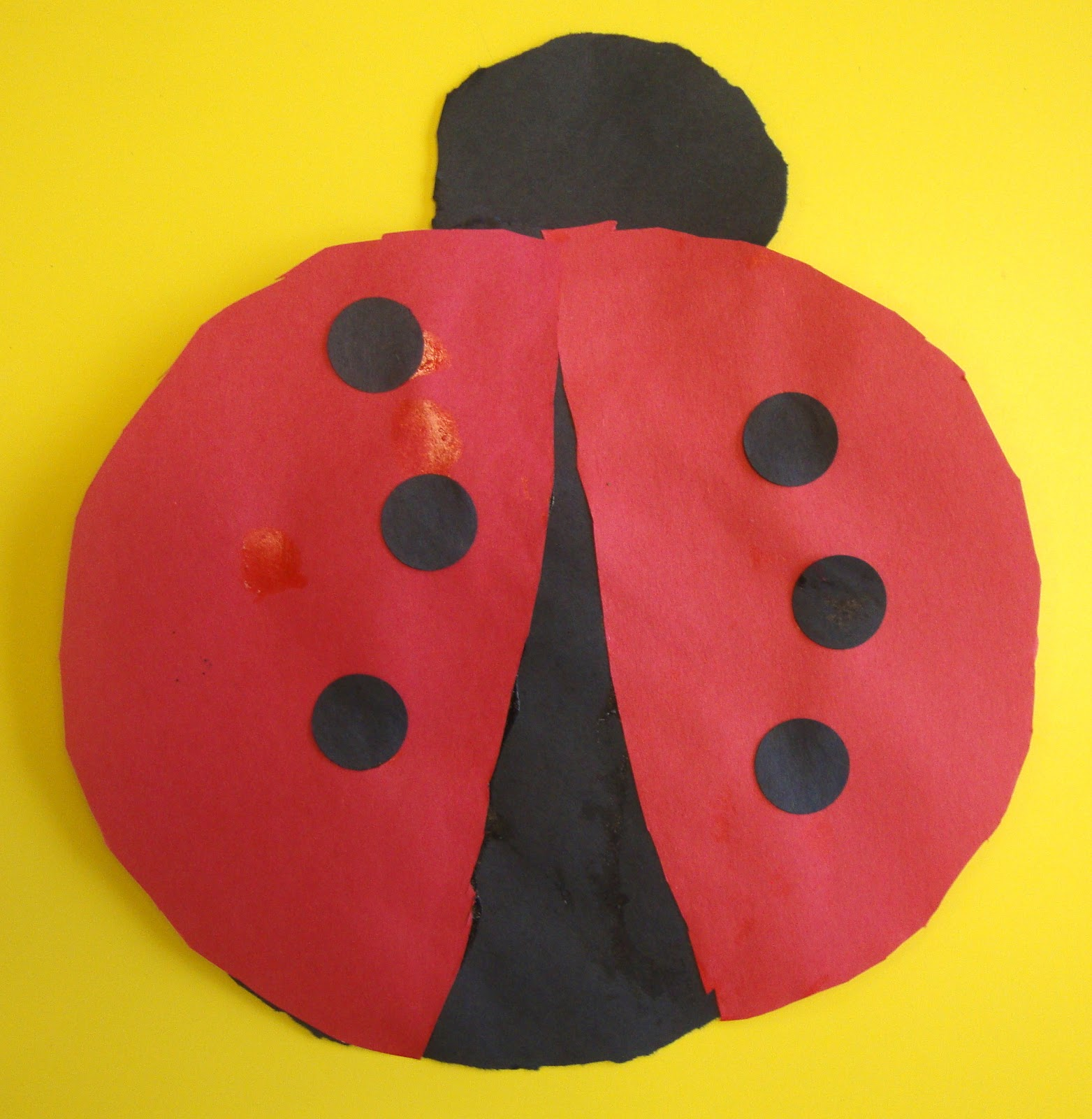 Lilu0027 Ladybugs & Art. Paper. Scissors. Glue!: Lilu0027 Ladybugs