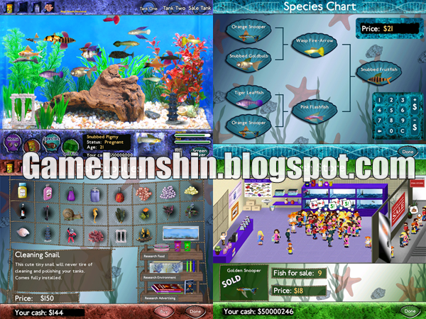 Fish tycoon pc game gratis download full version no trial for Fish tycoon 2 guide
