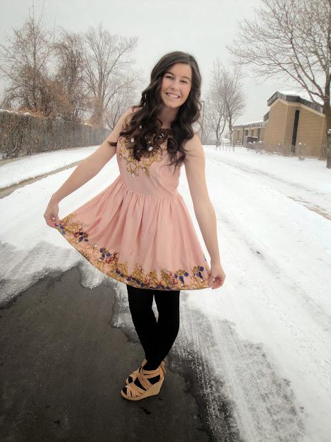 jcpenneys, jcp, dress, joe fresh, dress, Christmas dress, Christmas, dolce vita, macys, curly hair, pretty,