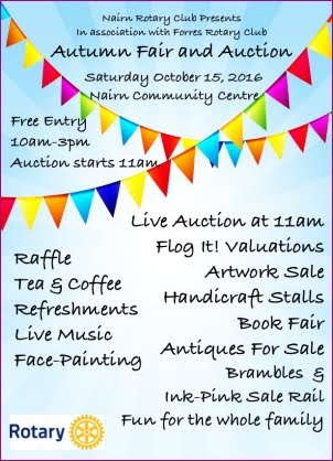 Rotary Autumn Fair and Auction