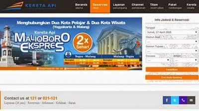 Tiket Ka Online