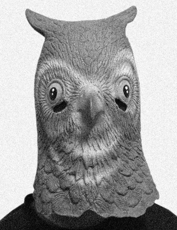 raffael petter blog máscaras realistas de corujas