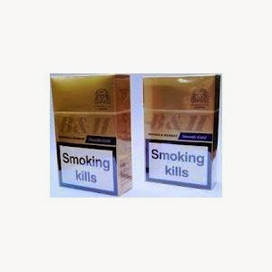 Buying cigarettes Gauloises from France