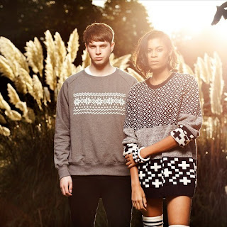 "Stream a new cut from AlunaGeorge called ""Diver"""