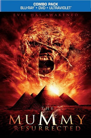The Mummy Resurrected 1080p HD