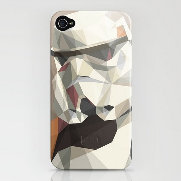 Trooper Impact Resistant iPhone Case