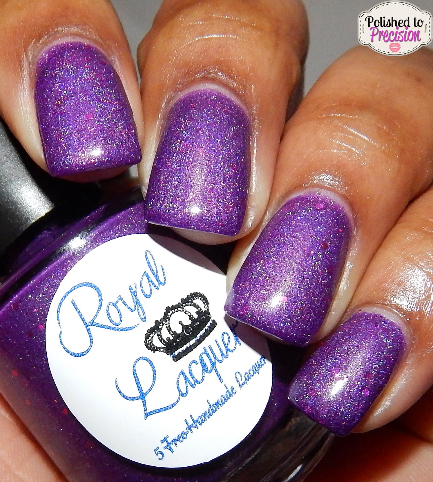 Royal Lacquer Derby Girl
