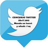 Concurso de Twitter #vq