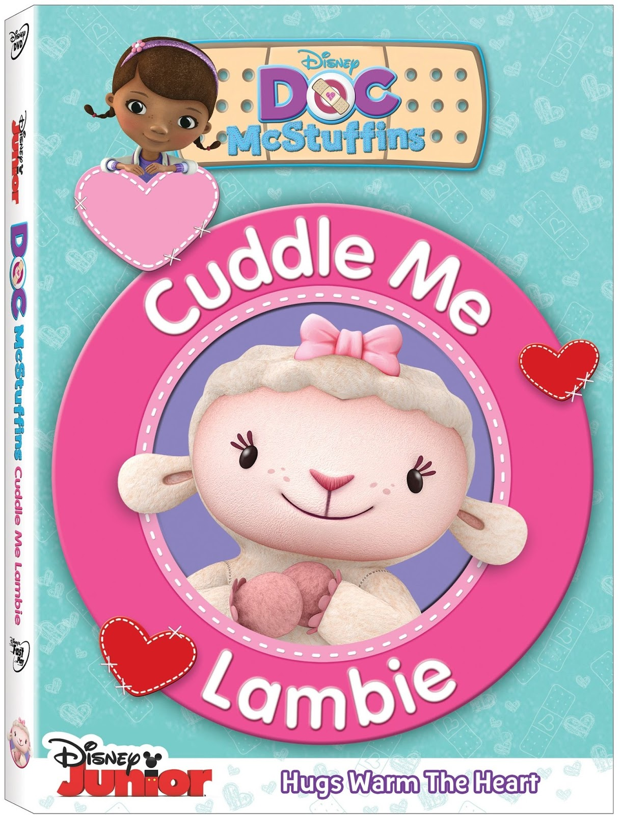 "Doc McStuffins and the whole gang to help Lambie in ""DOC McSTUFFINS: CUDDLE ME LAMBIE,"" DVD Giveaway"