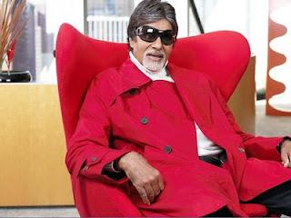 Amitabh bachchan Birthday, Birthday Celebration of amitabh Bachchan's 7-th Birthday
