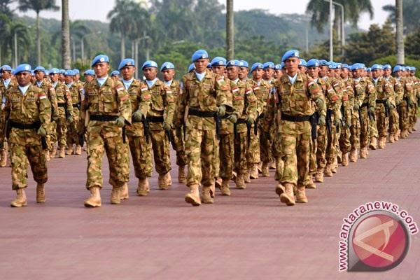 60 prajurit TNI ikuti pelatihan di Darfur