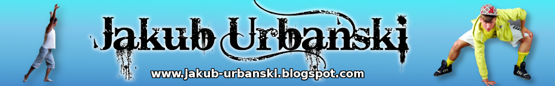 Jakub Urbański - Official Blog