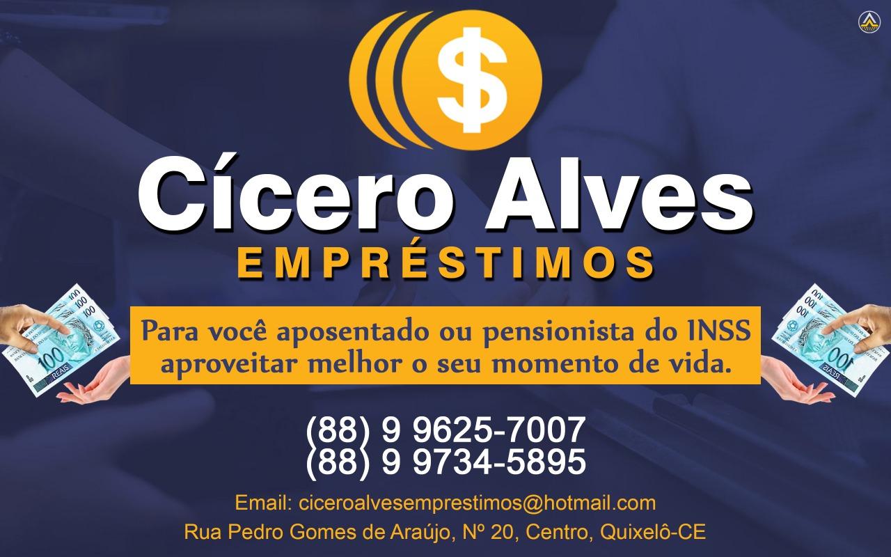 CICERO ALVES EMPRESTIMOS