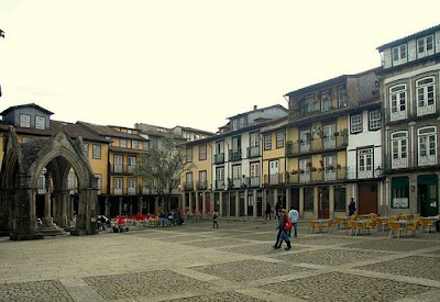 Guimaraes, Portugal turismo